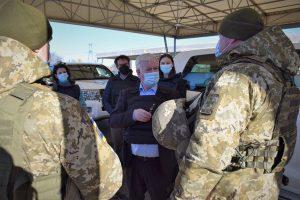 Спеціальний представник ЄС з прав людини відвідав район проведення ООС