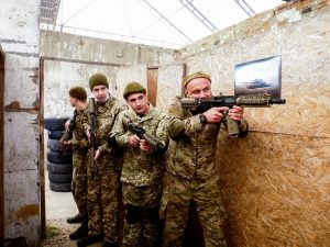 Студентів університету оборони готують за програмою БАрС