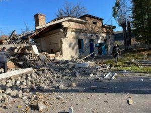 В детском саду Обухова произошел взрыв газа: разрушен пищеблок