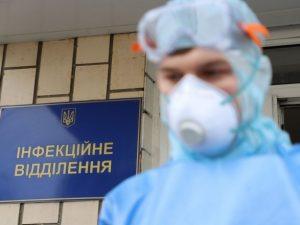 В Киеве за сутки от COVID-19 умерло 29 человек, заболело более 1000