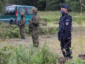 В Польше задержали украинском, которого подозревают в перевозке мигрантов