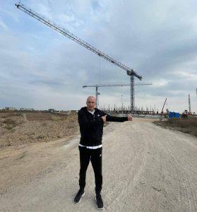 Ярославский заявил, что аэропорт в Днепре реально построить к концу 2022 года