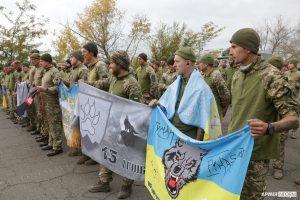 «Закарпатський легіон» взяв участь у «челенджі» до Дня сержанта